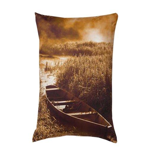 lava Canoe Pillow