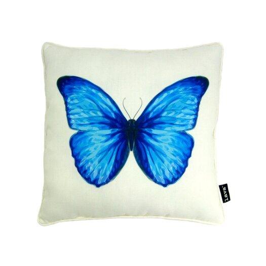lava Bleu Polyester Pillow