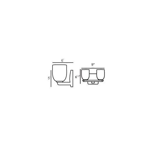Oggetti Bimbi 2 Light Bathroom Strip