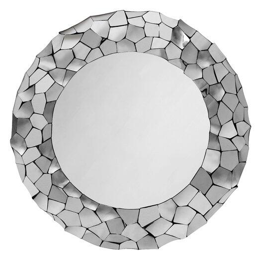 Metallica Round Mirror