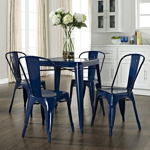 Crosley Amelia 5 Piece Café Dining Set