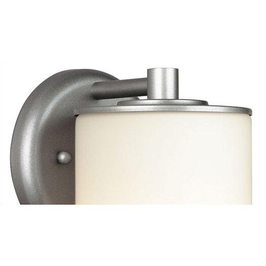 Philips Forecast Lighting Midnight 1 Light Outdoor Wall Lantern