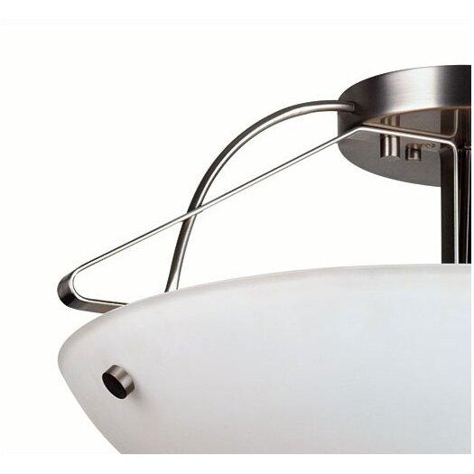 Philips Forecast Lighting Orb Semi Flush Mount
