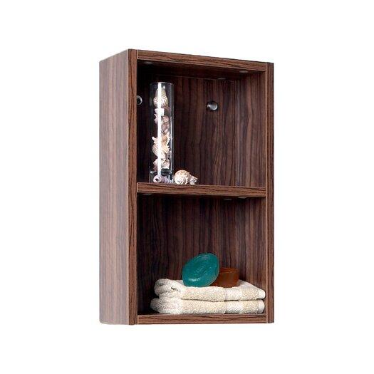 """Fresca 11.88"""" x 19.63"""" Bathroom Linen Side Cabinet"""