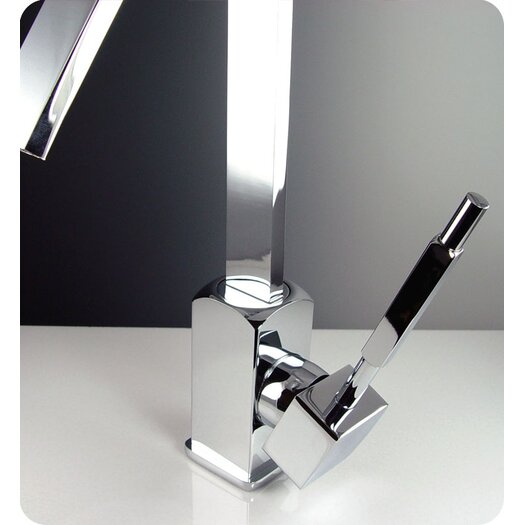 Fresca Liris Single Hole Bathroom Faucet with Single Handle