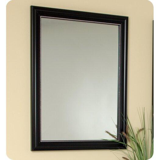 "Fresca Classico 63"" Unico Modern Bathroom Vanity Set with Mirrors"