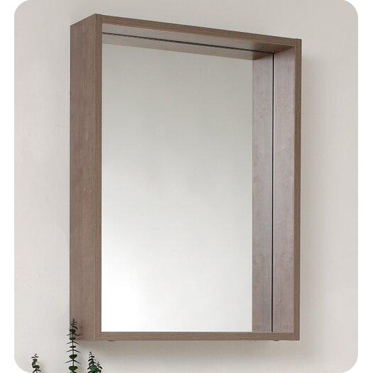 "Fresca Senza 27"" Fresca Potenza Modern Bathroom Vanity Set with Single Sink"