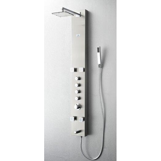 Fresca Pavia Thermostatic Shower Panel