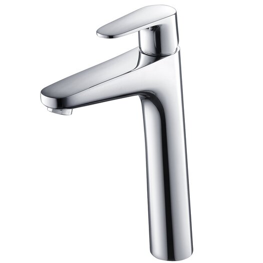 Fresca Diveria Single Handle Deck Mount Vessel Faucet