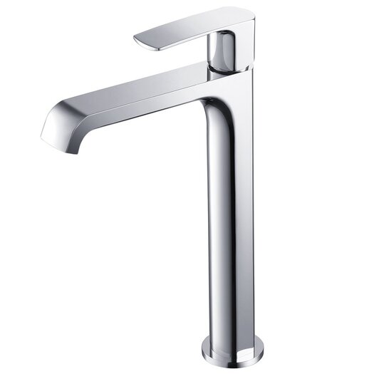 Fresca Tusciano Single Handle Deck Mount Vessel Faucet