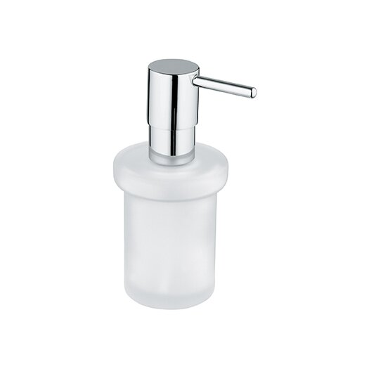 Grohe Eurocube Essentials Cube Soap Dispenser
