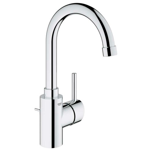 Grohe Concetto Single Handle Single Hole Bathroom Faucet