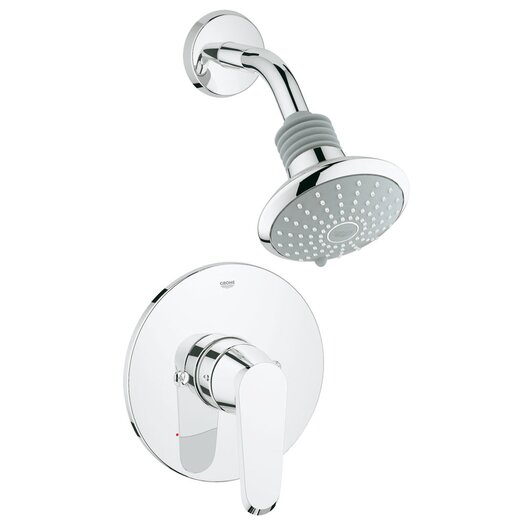 Grohe Eurodisc Cosmopolitan Volume Control Shower Faucet