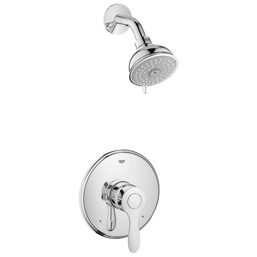 Grohe Parkfield Pressure Balanced Shower with Valve Trim