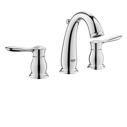 Grohe Parkfield Double Handle Widespread Bathroom Faucet