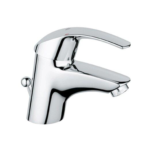 Grohe Eurosmart Single Hole Bathroom Sink Faucet with Single Handle