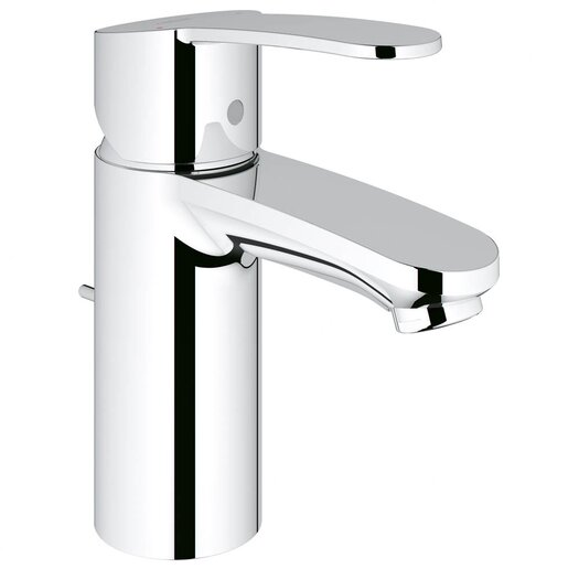 Grohe Eurostyle Single Hole Bathroom Sink Faucet with Single Handle