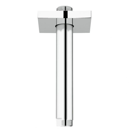 """Grohe 6"""" Ceiling Arm Square"""