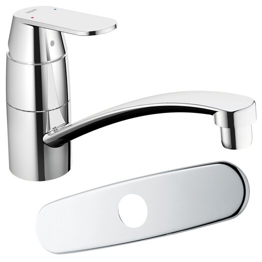 Grohe Eurosmart Cosmopolitan Single Handle Centerset Kitchen Faucet
