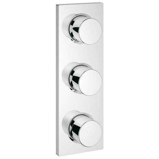 Grohe Grohtherm Triple Volume Control Shower Faucet Trim
