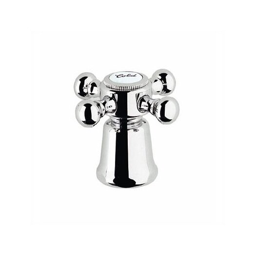 Grohe Arabesk Cross Handle with Flange