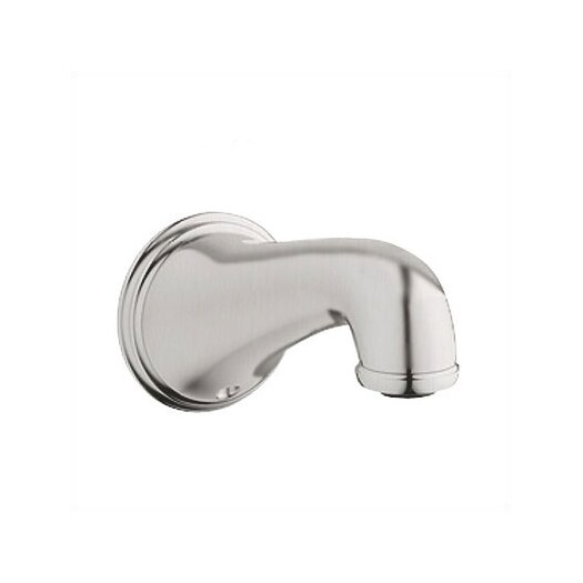 Grohe Geneva Wall Mount Tub Spout Trim with Non Diverter