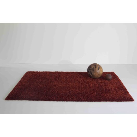 Domus Red Area Rug