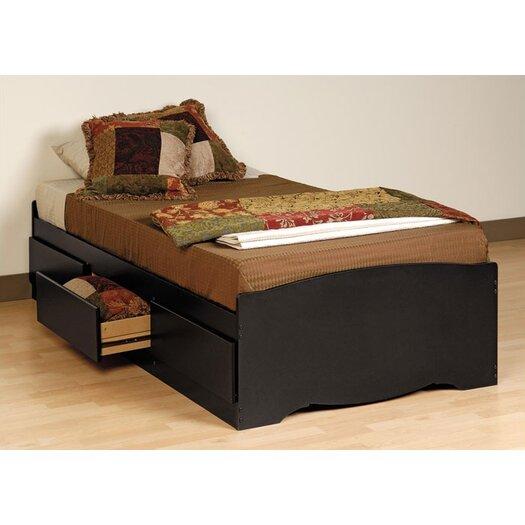 Prepac Sonoma Storage Platform Bed