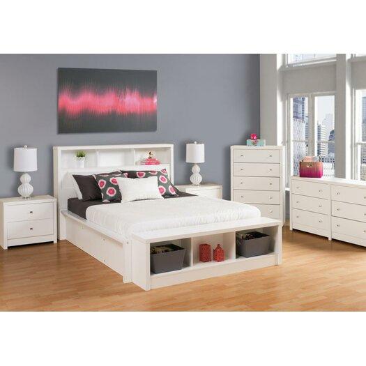 Prepac Calla 6 Drawer Dresser