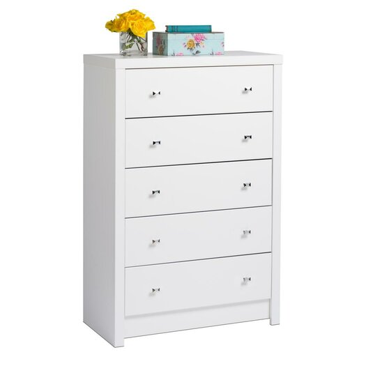 Prepac Calla 5 Drawer Chest