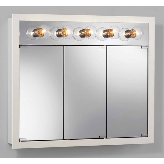 "Broan 36"" x 30"" Surface Mount Medicine Cabinet"