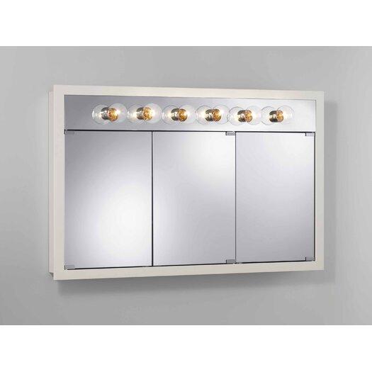 "Broan 48"" x 30"" Surface Mount Medicine Cabinet"