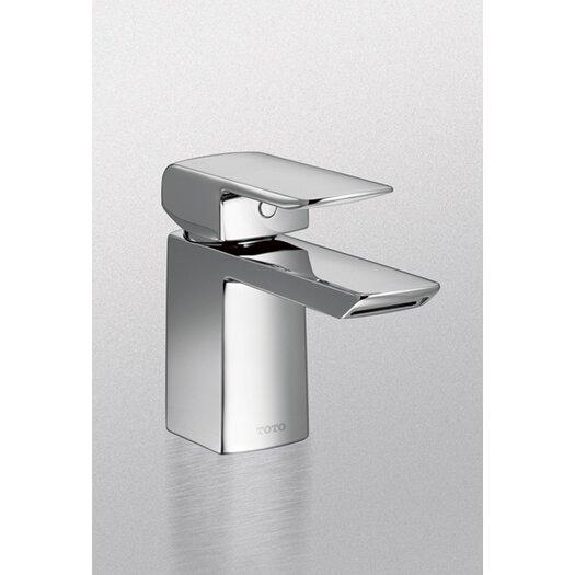 Toto Soiree Single Hole Bathroom Faucet with Single Handle