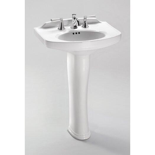 Toto Dartmouth Pedestal Bathroom Sink