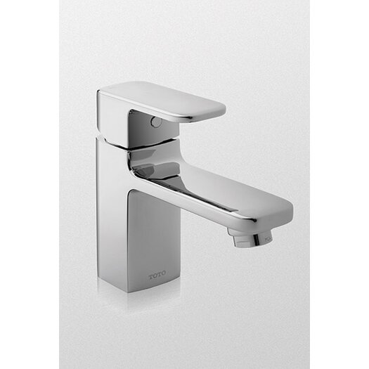 Toto Upton Single Hole Bathroom Faucet with Single Handle