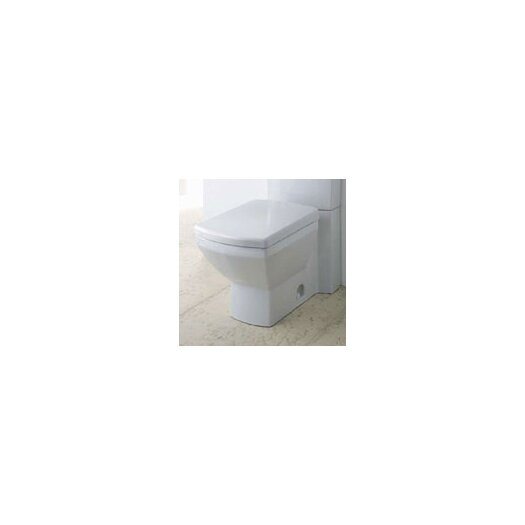 Duravit Caro Soft Close Elongated Toilet Seat and Cover