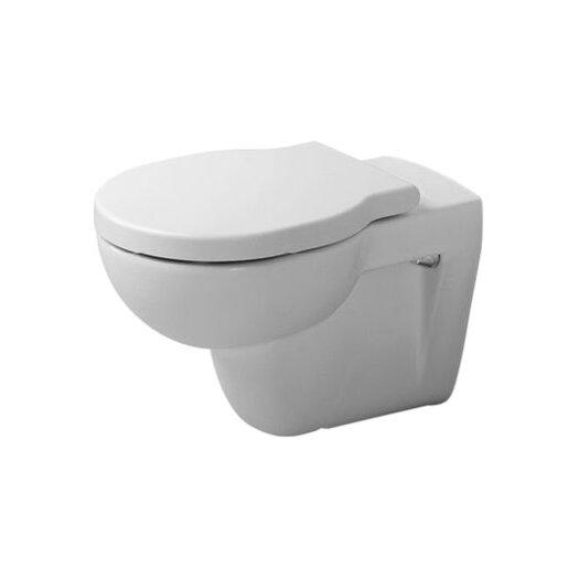 Duravit Foster Wall Mounted Washdown Round 1 Piece Toilet
