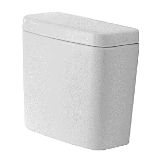Duravit D-Code Toilet Tank Only