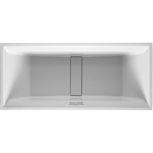 "Duravit 2nd Floor 71"" x 32"" Bathtub"