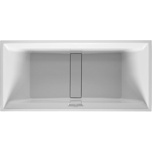 "Duravit 2nd Floor 75"" x 36"" Bathtub"