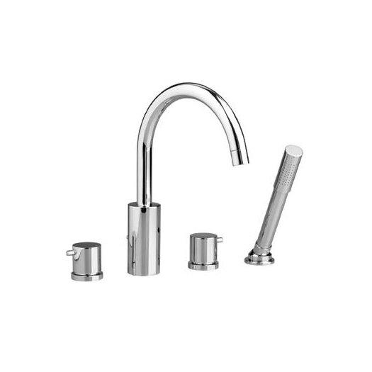 Jado Borma Diverter Roman Tub Faucet with Hand Shower