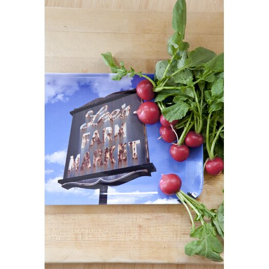 Bob's Your Uncle Farm Serving Tray