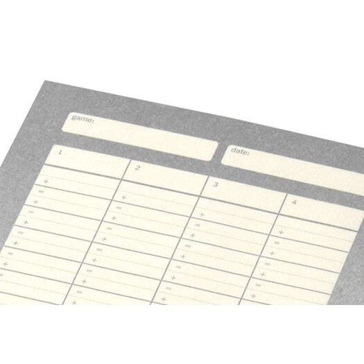 Bob's Your Uncle Scorecard Pad