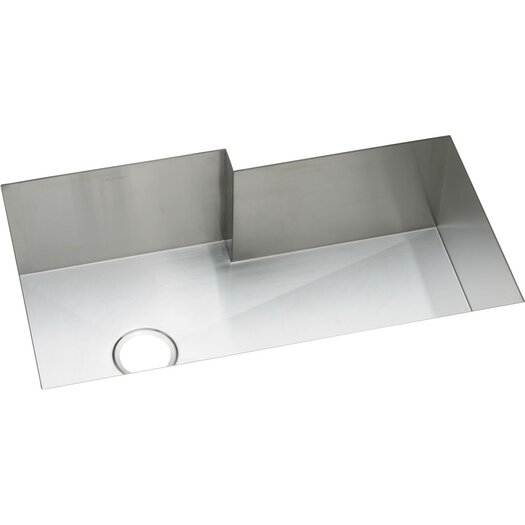 "Elkay Avado 34.5"" x 20.5"" Single Bowl Kitchen Sink"
