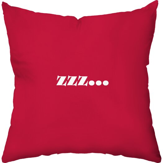 Checkerboard, Ltd Counting Sleep Throw Pillow