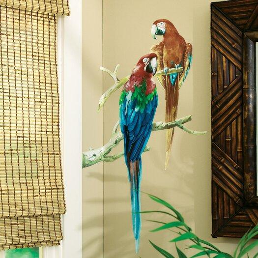 Wallies Parrots Wallpaper Mural
