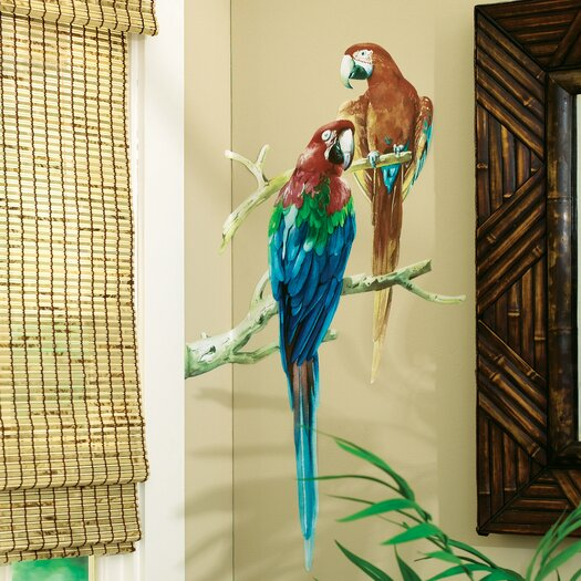 Wallies Parrots Wallpaper Mural