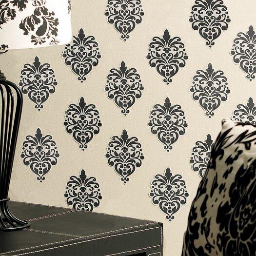 Wallies Beautiful Baroque Vinyl Wall Decals
