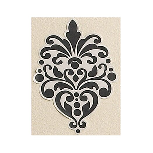 Beautiful Baroque Vinyl Wall Decals