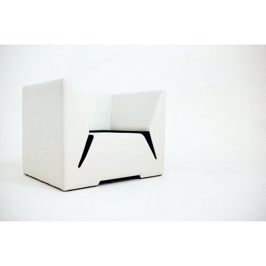 Nolen Niu, Inc. Divide Arm Chair